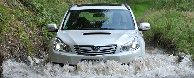 Subaru Outback 2,0D Business