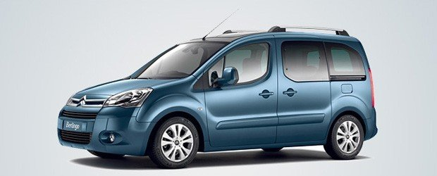 Test - Citroen Berlingo 2010
