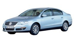 VW Passat Blue Motion