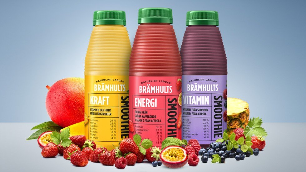 Brämhults smoothies