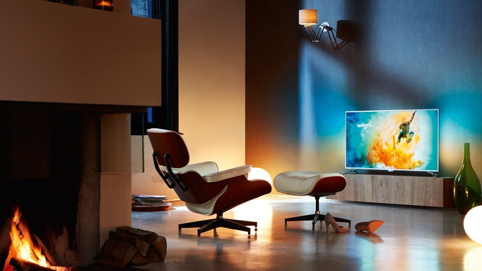 Philips Ambilight TV 55PUS6501