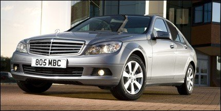 Mercedes C250CDI Blue Efficiency