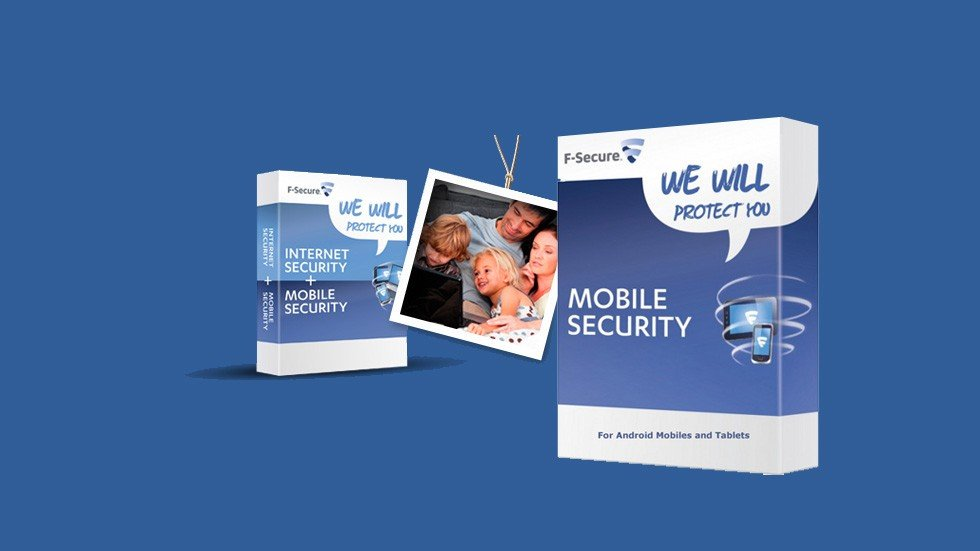 F-Secure Internet Security och F-Secure Mobile Security