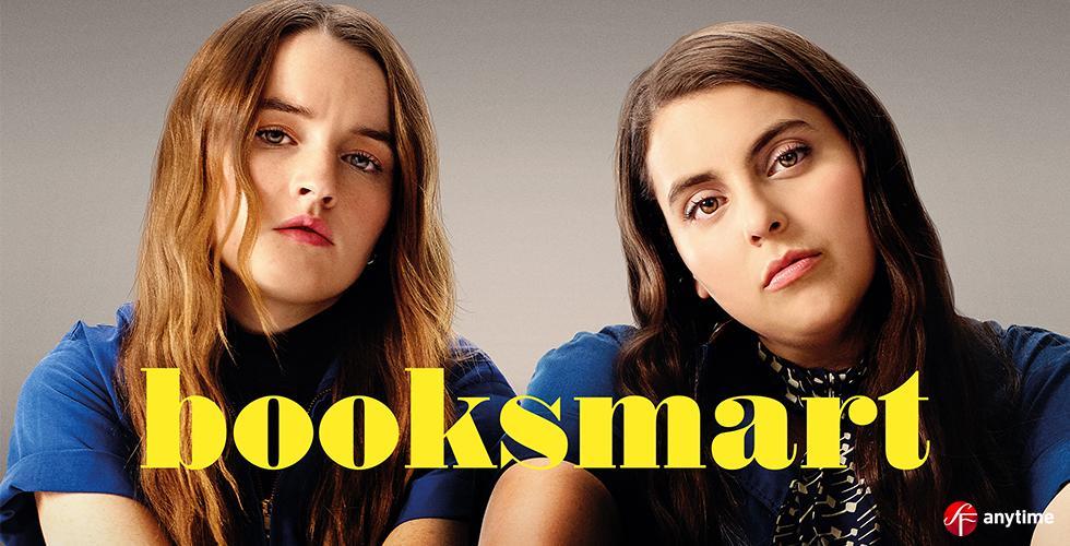 Filmkväll med Booksmart - SF Anytime