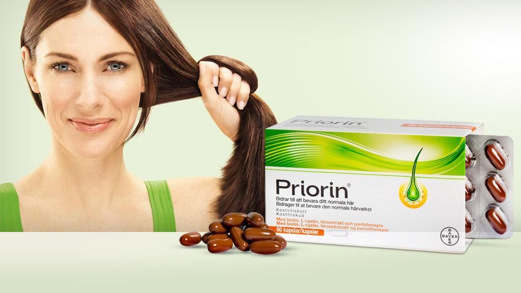 priorin hår