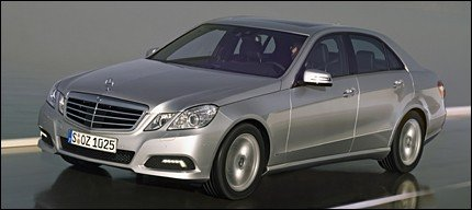 Mercedes E-klass 2009