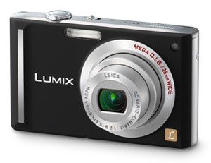 Panasonic Lumix DMC-FX55