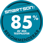 85% av 404 testpiloter rekommenderar SF Kids Move It