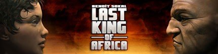 The Last King of Africa