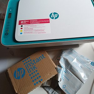 HP Instant Ink Blogg 1