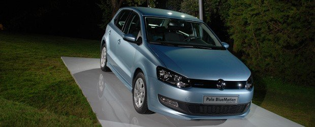 VW Polo Bluemotion 2010