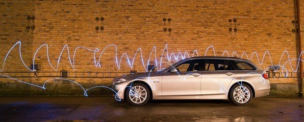 Test - BMW 520d Touring