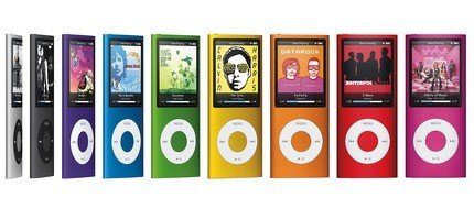Apple Ipod Nano (fjärde generationen)