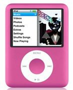Apple Ipod Nano (3rd Gen)
