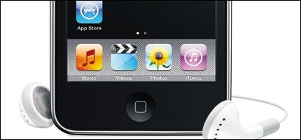 Apple Ipod Touch (andra generationen)