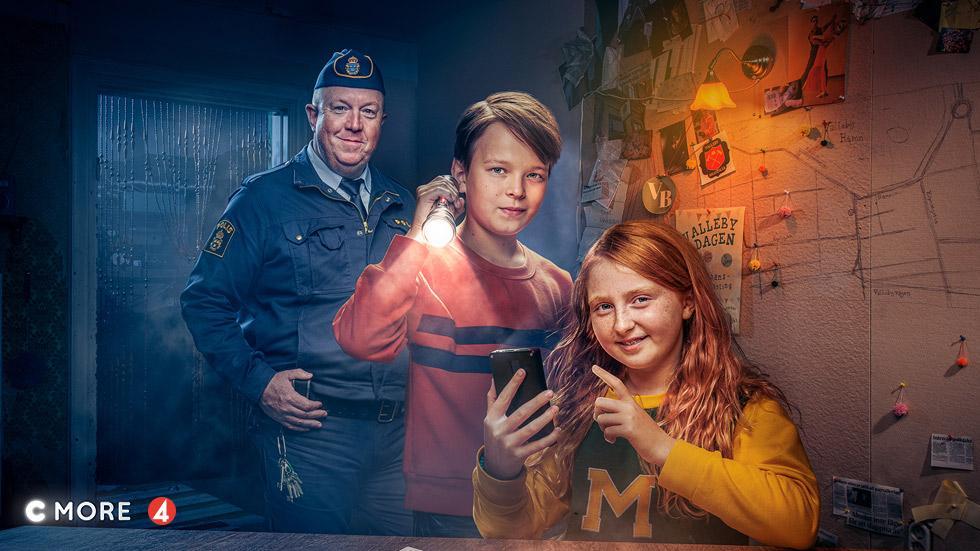 C More - LasseMajas Detektivbyrå