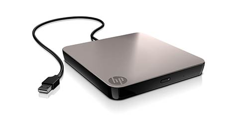 HP DM1 CD