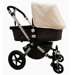 mountain buggy duet mått sittdel