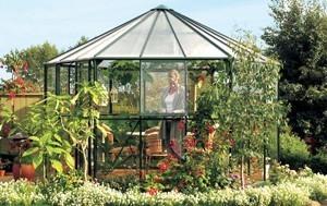 willab garden kanalplast växthus